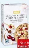 Knuspermüsli Schoko-Kirsche von Billa