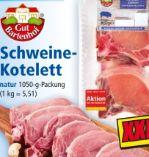 Schweinekotelett von Gut Bartenhof