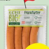 Frankfurter von Echt Bio