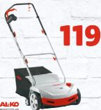 Elektro-Vertikutierer-Lüfter Combi Care 38 E Comfort von Al-ko