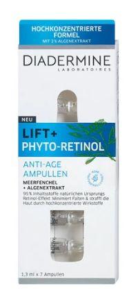 Lift + Phyto-Retinol Anti-Age Ampullen von Diadermine
