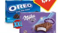 Schoko Snack von Milka