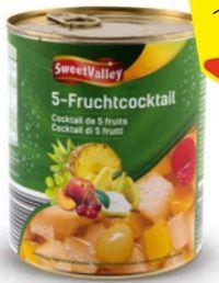 5-Frucht-Cocktail von Sweet Valley