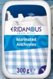 Marinierted Anchoves von Eridanous