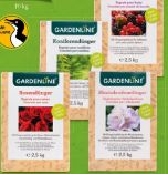 Spezialdünger von Gardenline