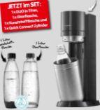 Glaskaraffe Duopack von Sodastream