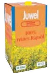 Rapsöl von Juwel