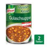 Meisterkessel Dosensuppen von Knorr