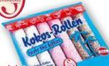 Kokos-Rollen von Salzburg Schokolade