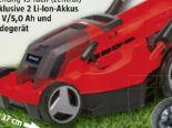 Akku-Rasenmäher GE-CM 36-37 Li von Einhell