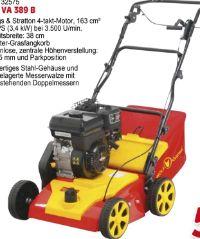 Benzin-Vertikutierer VA 389 B von Wolf Garten