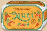 Makrelenfilets von Nuri