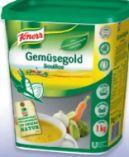 Gemüsegold Bouillon von Knorr