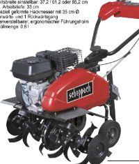 Benzin-Bodenhacken MTP900 von Scheppach