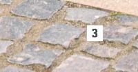 Basalt-Pflaster