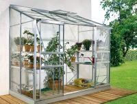 Anlehn-Gewächshaus Ida 3300 von Vitavia Garden Products