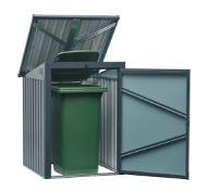 Mülleimer-Garage von Floraworld