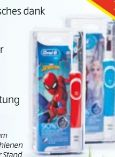 Elektrische Zahnbürste Oral-B Vitality 100 von Braun