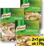 Bitte zu Tisch Suppe von Knorr