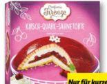 Kirsch-Topfen-Sahnetorte von Confiserie Firenze