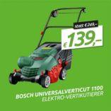 Elektro-Vertikutierer Universal Verticut 1100 von Bosch