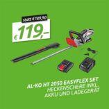 Akku-Heckenschere HT 2050 von Al-ko