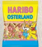 Osterland Schaummischung von Haribo