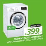 Waschmaschine WM14N242 iQ300 von Siemens