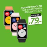 Smartwatch Watch Fit von Huawei