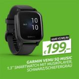 Smartwatch Venu SQ Music von Garmin