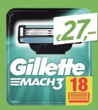 Mach3 Klingen von Gillette