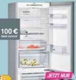 Kühl-Gefrierkombination KG36NVIEB von Siemens