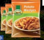 Potato Wedges von Bauernland