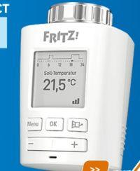Funk-Heizkörperthermostat Fritz!Dect 301 von AVM