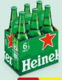 Bier von Heineken