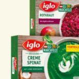 Cremespinat von Iglo