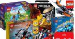 Bausteine-Set von Lego