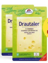 Drautaler Scheiben von Kärntnermilch