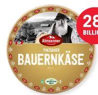 Almsenner Bauernkäse von Pinzgau Milch