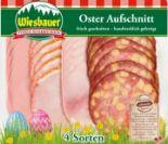 Osteraufschnitt von Wiesbauer
