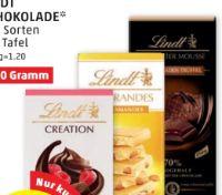 Connaisseurs Schokolade von Lindt