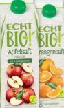 Apfelsaft von Echt Bio