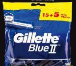 Einwegrasierer Blue II von Gillette