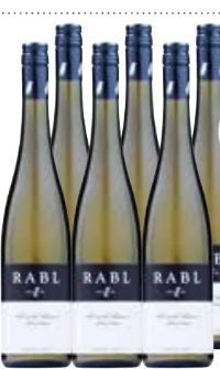 Rudolf Grüner Veltliner Kamptal von Weingut Rabl