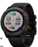 Smartwatch Fenix 6X Pro von Garmin