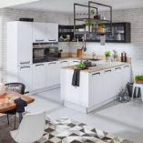 Einbauküchenblock von Nolte