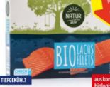 Bio-Lachsfilet von Natur Aktiv