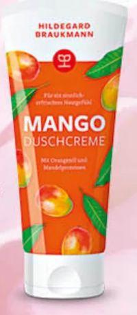Mango Dusch Creme von Hildegard Braukmann