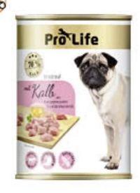 Hunde-Nassnahrung von Pro Life Tiernahrung