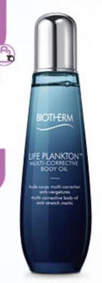 Life Plank Körperöl von Biotherm